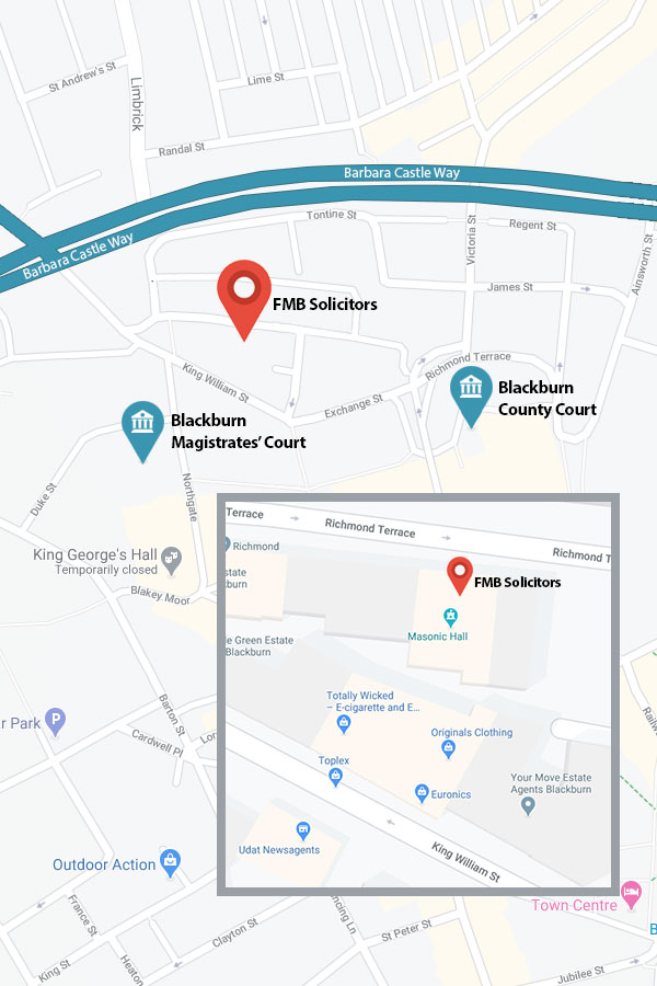 FMB Solicitors Location