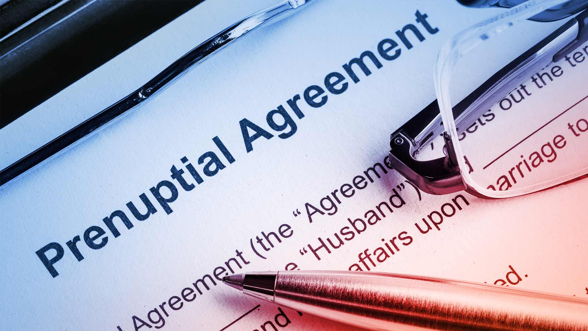 Marital Agreements